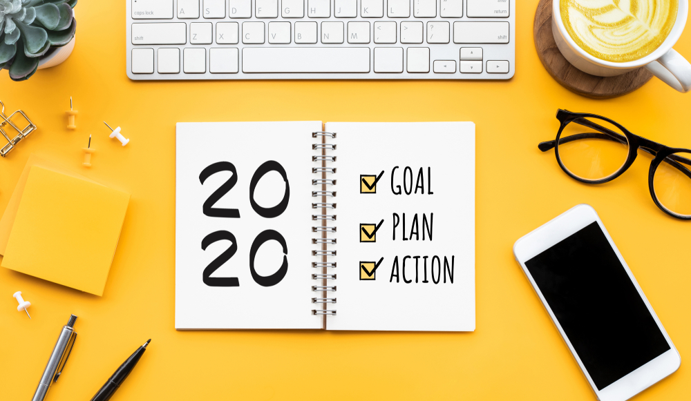 How to Make 2020 the Year You Achieve Your Business Goals!