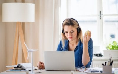 Five ways to juggle your business from home