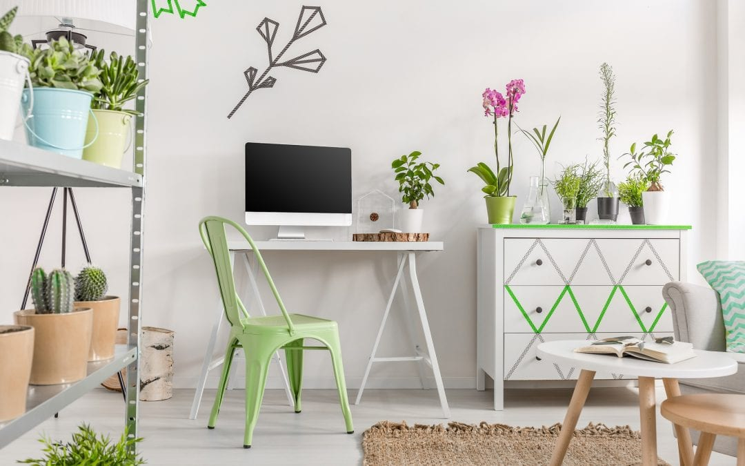 How to Make Your Home Office More Green